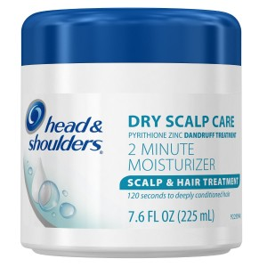 Head and Shoulders Dry Scalp Care 2 Minute Moisturizer Scalp & Hair Treatment