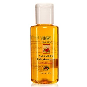 Jovees winter green anti cellulite body message oil