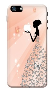 KanvasCases Lonely girl Back Cover for iPhone 6