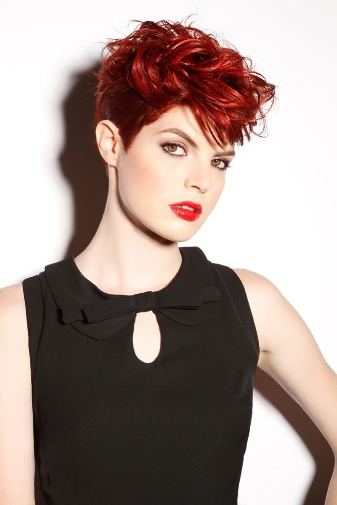 Latest Winter Hairstyles With Short Hair Short Haircuts For Women