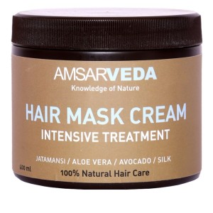 Natural Hair Mask Cream