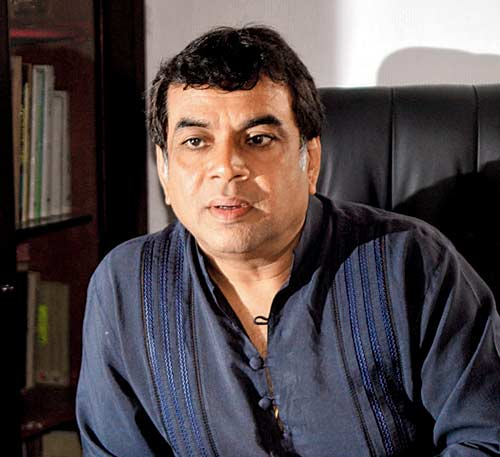 New Year Resolution of Paresh Rawal