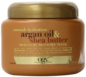 ORG Smooth Hydration Argan Oil &Shea Butter Moisture Restore Mask