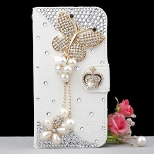 Pu Flip Wallet Leather Case Cover for Samsung Galaxy S6 Edge