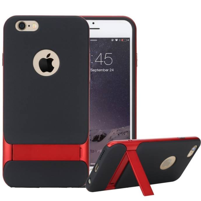 Series Shockproof Dual Layer Back Case Cover
