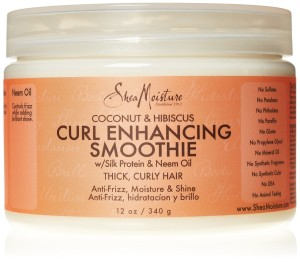 SheaMoisture Coconut Hibiscus Curl Enhancing Smoothie