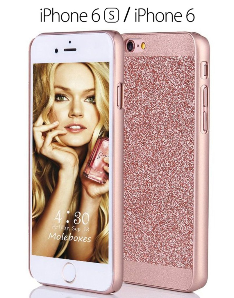 Shiny Crystal Bling Glitter Thin Hard Back Case