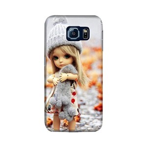 StyleO designer case and cover printed back cover Sad Doll