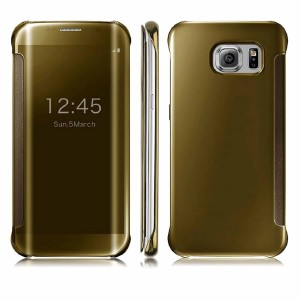 Sun Mobisys Flip Cover for Samsung Galaxy S6 Edge