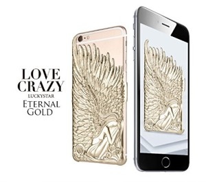 Tarkan Love Crazy Angel Wings Designer 3D Hard Back Case Cover For Apple iPhone 6