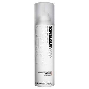 Toni&Guy Prep Volume Plumping Mousse 7.2 Fluid Ounce