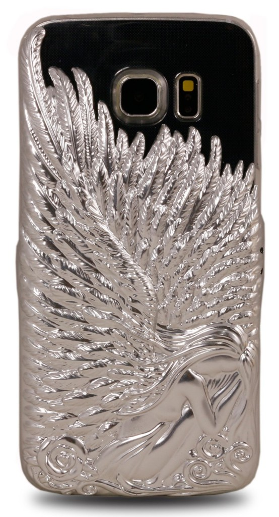 Wings Snap-on back cover for Samsung Galaxy S6 Edge