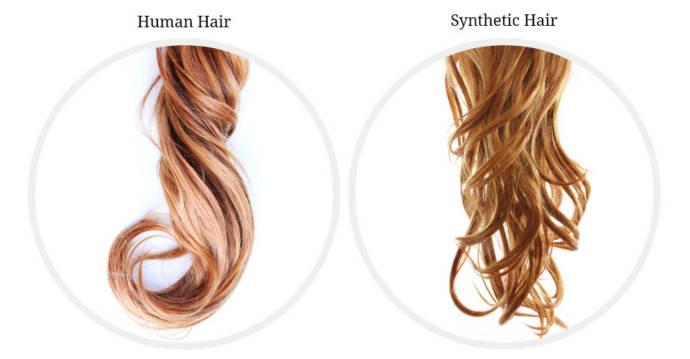 human-hair-synthetic-hair-difference