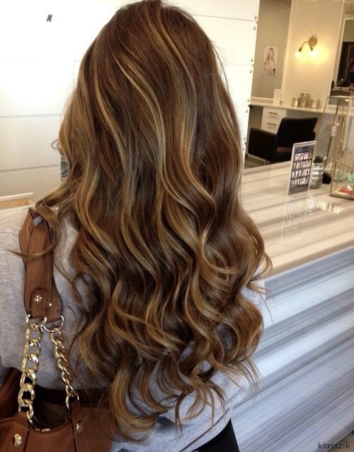 long brown