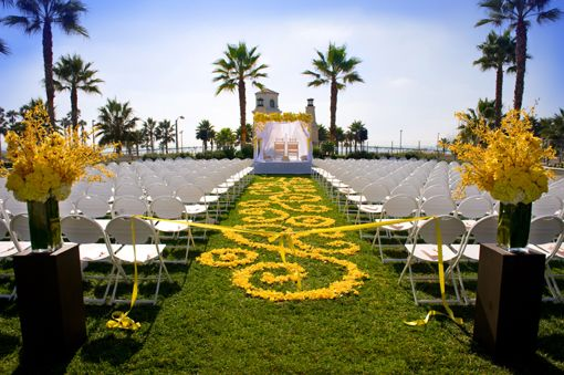 wedding walkway rangoli design with flowers