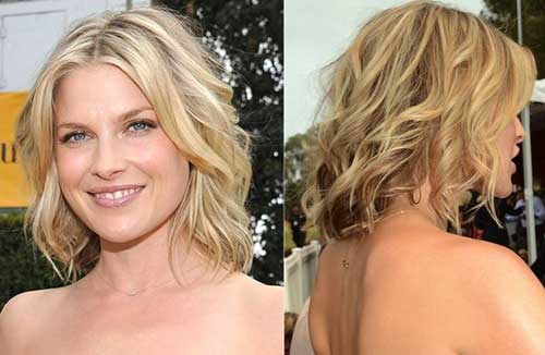 Pleasing Short Layered Haircuts For Wavy Hair Hairstyle Inspiration Daily Dogsangcom