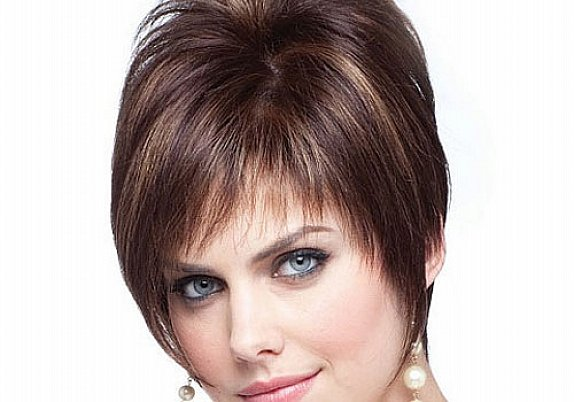 Best Cute Short Layered Haircuts For Round Face Shape