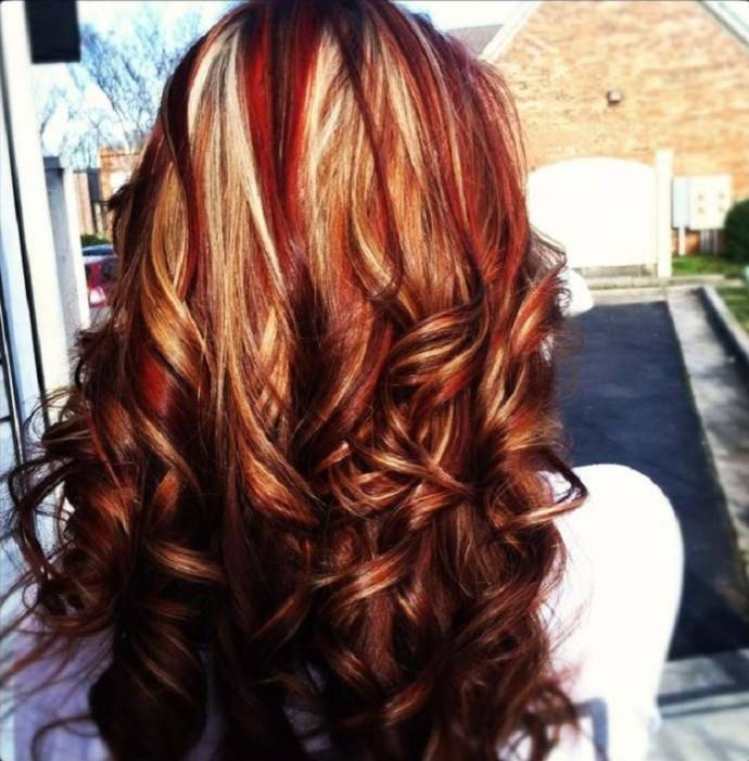 Long Hair Styles And Color Hair Color Ideas For Long Hair  Latest Top Best Hair Colors In 2016