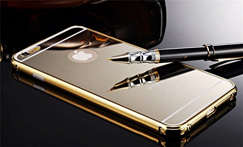 KARP Ultra-thin Metal Mirror Case for iPhone 6