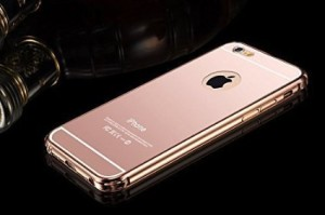Kayzz Luxury Metal Back Cover Case