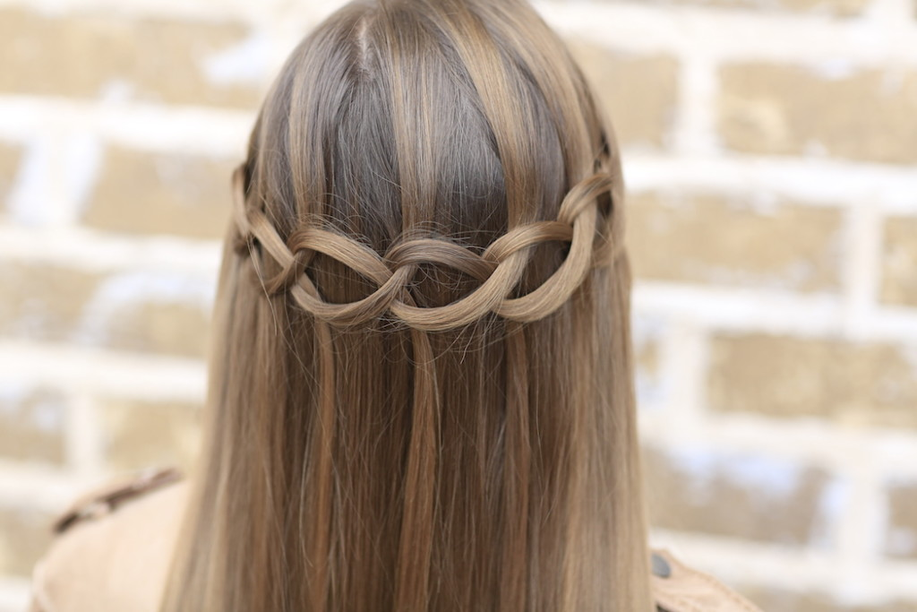 Amazing Beautiful Feather Ladder Loop Braid Hairstyles Different Hairstyle Inspiration Daily Dogsangcom