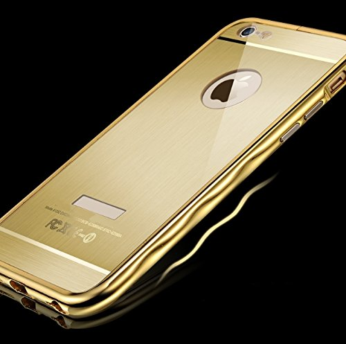 Qinda Luxury Curved Cover for Apple iPhone 6