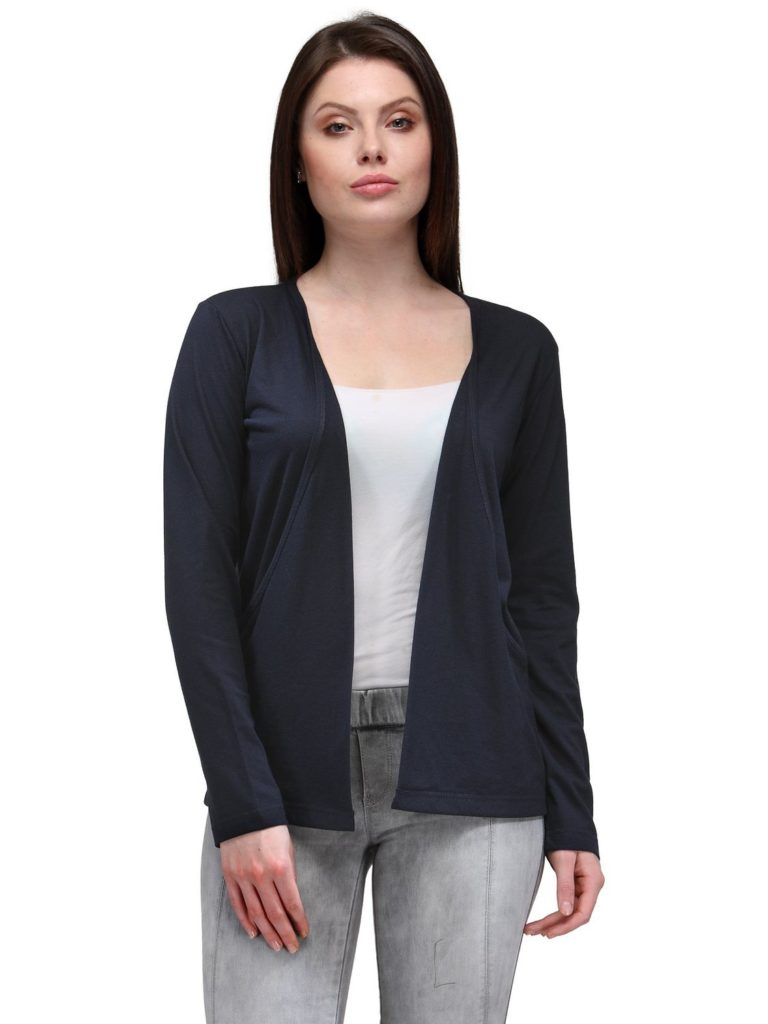 TSX Women's Polycotton Shrug