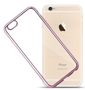 USAMS Kim Electroplated Back Case Cover for Apple iPhone 6 Plus
