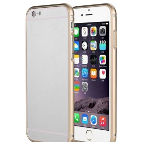 iAccessorize Circular Arc Metal Bumper Case For Apple iPhone 6