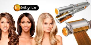 How To Curl Hair Beautifully With Instyler