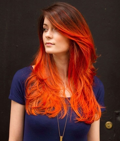 Hair color ideas for long hair - Latest top best hair colors in 2016