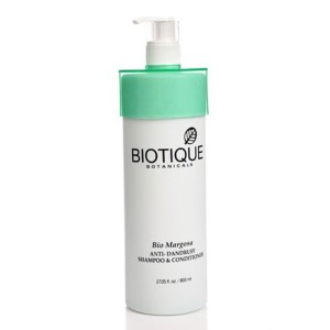 Biotique Bio Margosa Anti-Dandruff Shampoo and Conditioner
