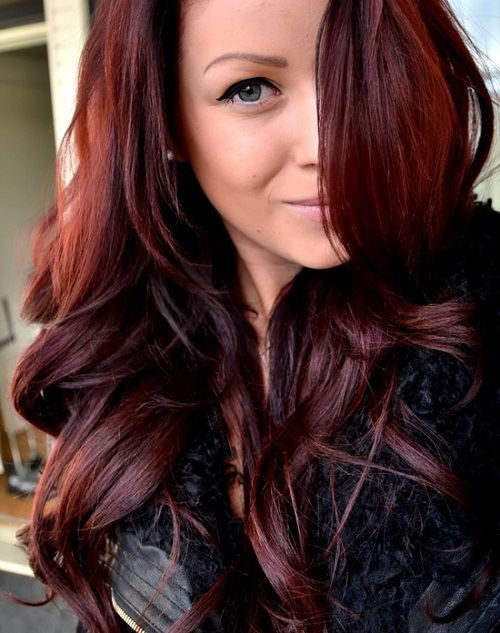 Hair color ideas for high school