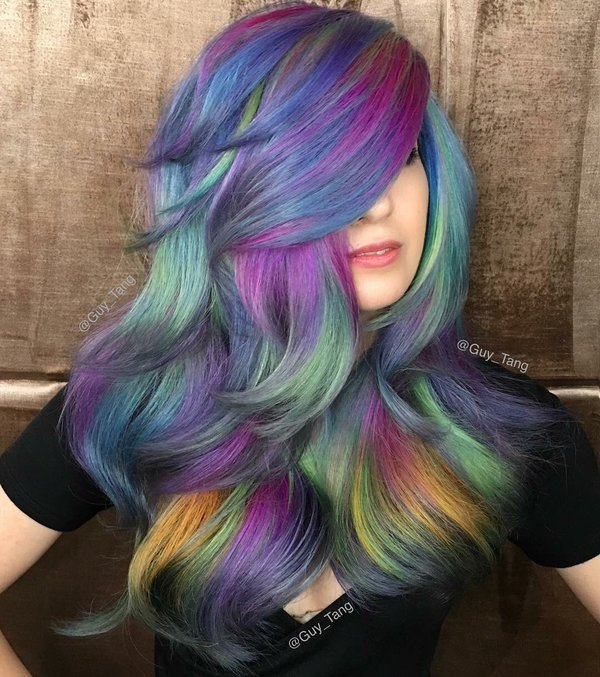 50 Sexy Amp Expressive Opal Hair Color For Every Occasion