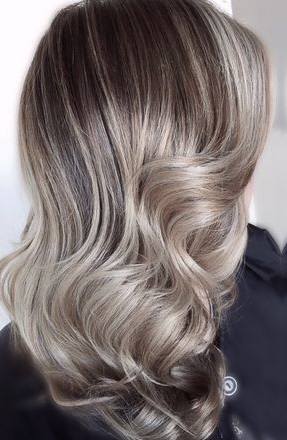 Cool Ombre Hair colour