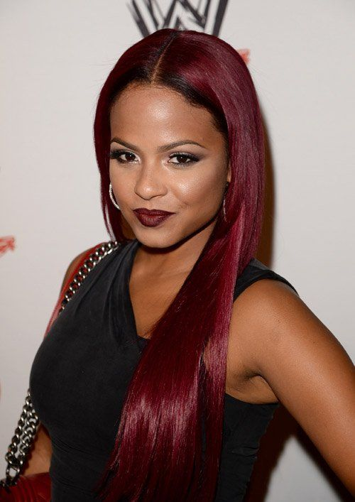 Hair Color Ideas For Dark Skin