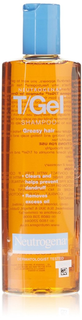 Gel Anti-Dandruff Shampoo