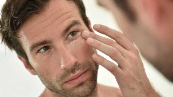 Image result for guys with dark circles