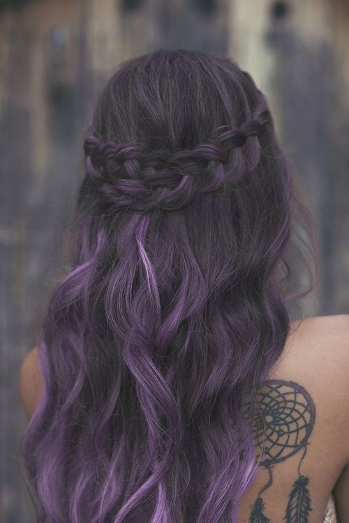 Dark purple ombre hair color best hair color 2017 best clip in hair extensions for latest hairstyles 2016 vpfashion pmusecretfo Choice Image