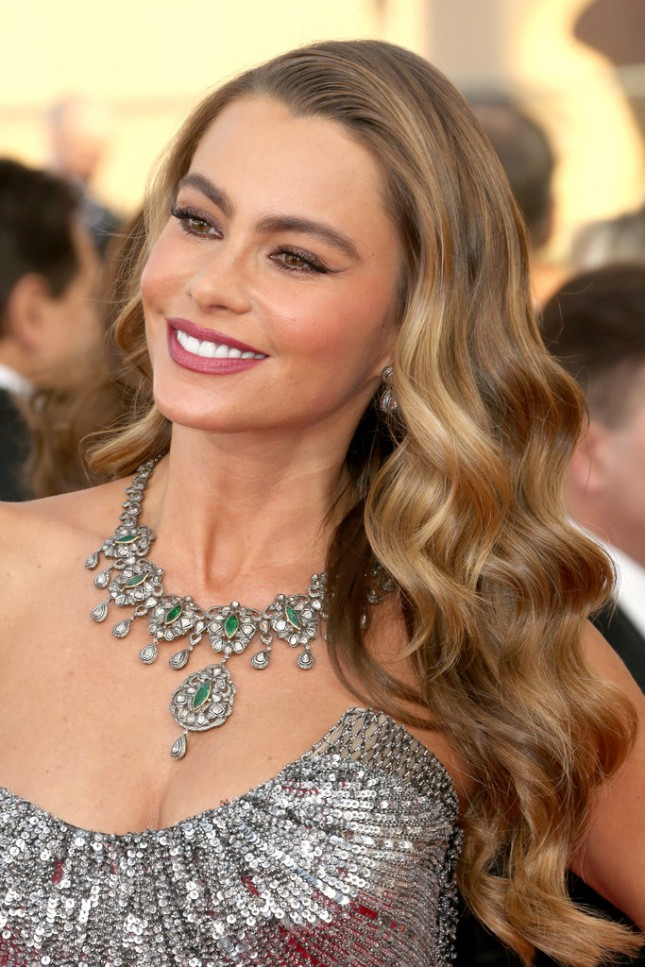 Hairstyles With Golden Brown Highlights
