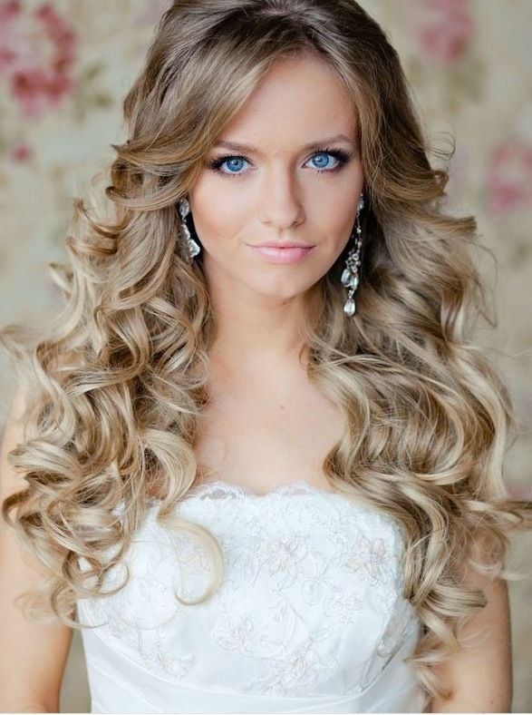 Surprising Easy Hairstyles With Rotating Curls Hairstyle Inspiration Daily Dogsangcom