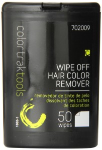 Colortrak Colortrak Wipe-off Hair Color Remover Wipes