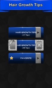 Hair growth Tips – Beauty Android App for hair care