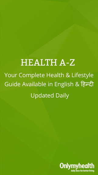 Health A – Z daily health tips in English & Hindi