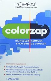 L'OREAL Color Zap Hair color Remover Kit