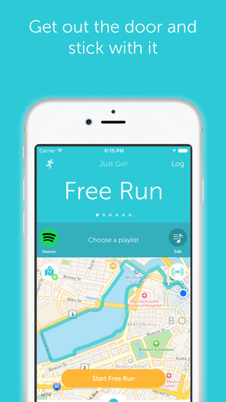 Runkeeper – Best health related iOS app