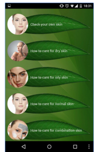 Taking care of yourself – Best beauty app for Android