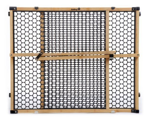 Baby Products Safety 1st Nature Next Bamboo Gate