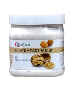 Bio care blackheads scrub