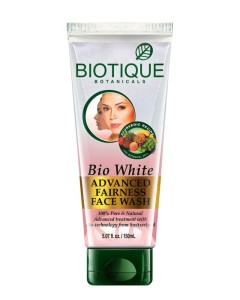 Biotique Bio White Advanced Fairness Face Wash